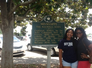 Mississippi is the Magnolia State.