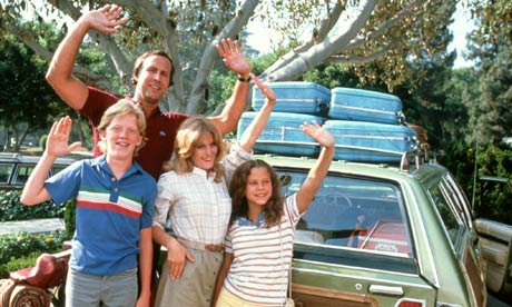 We may not be the Griswalds, but with these movie selections we're sure to have a great road trip too.