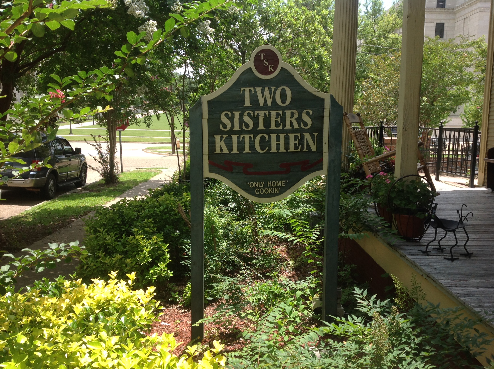 Southern Comfort Food at Two Sisters Kitchen - Mommy\'s ...